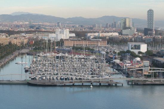 فندق ريفولي رامبلاس: Port
