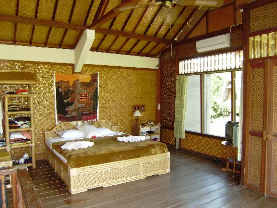 Melati Cottages: Habitación en casita particular