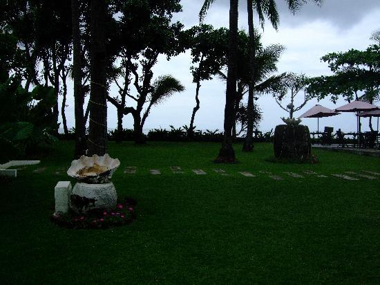 萊貢客來登海灘酒店照片