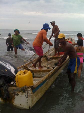 Hotel Dorado Plaza: Un dia de pesca