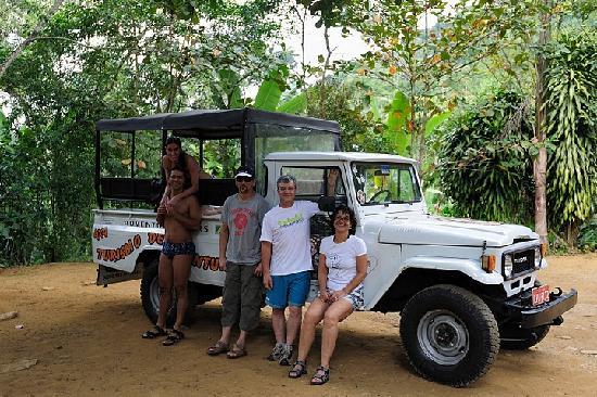 Eliconial: Very nice trip around Paraty