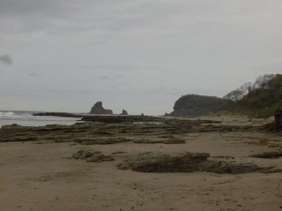 Casa Oro Eco Hostel: maderas beach