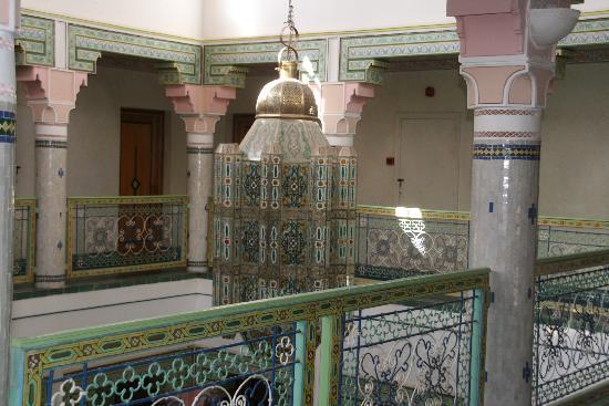 Sangho Club Privilege Marrakech: bâtiment des chambres sous forme de riad