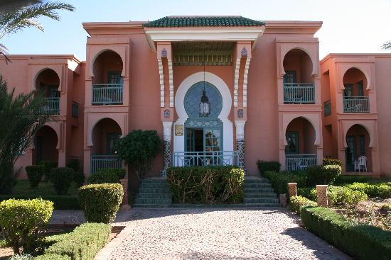 Sangho Club Privilege Marrakech: chambres