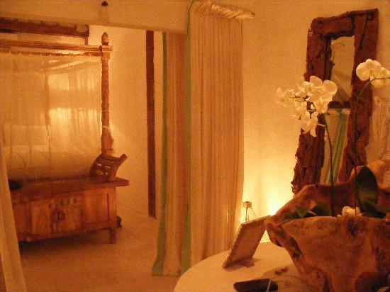 Oazia Spa Villas: The Mirror