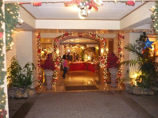 Xmas 2009 -Hotel Alejandro