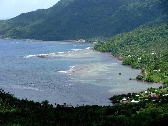Apia, Samoa: Fagaloa Bay, Samoa