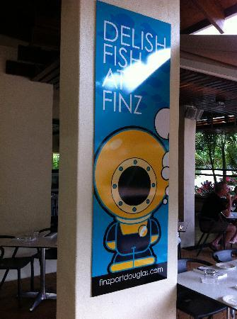 Finz Seafood Restaurant and Take Away: Finz