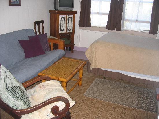 Hale Ho'okipa Inn Makawao: second room in Kona wing