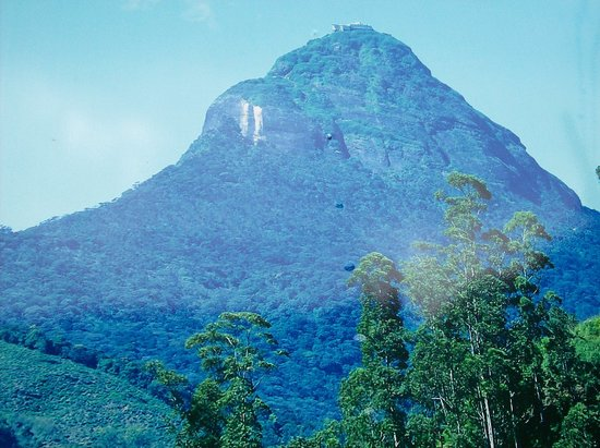 Nallathanniya, Шри-Ланка: Adam's Peak