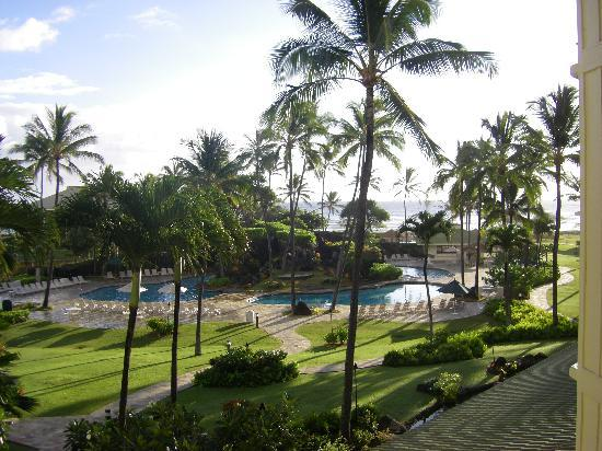 Kauai Beach Resort: From our room
