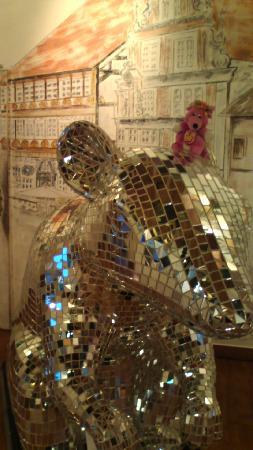 Hotel Stadt Hameln: ハーメルンならではのミラーマウス☆