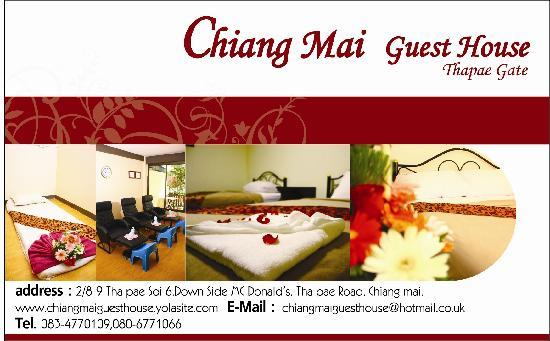Chiang Mai Guest House
