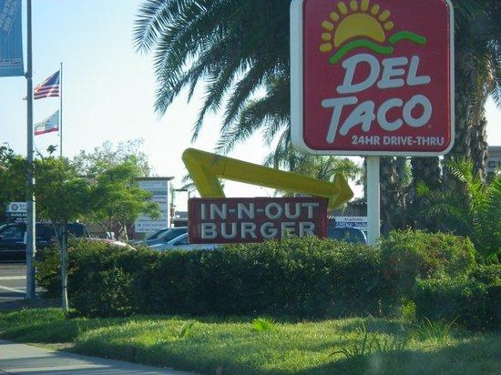 In-N-Out Burger : ES KANN NUR EINEN GEBEN