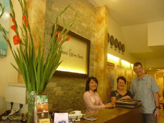 Hanoi Silver Hotel : nice room