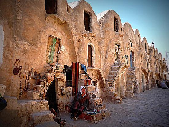 Tataouine, Tunisie : Tataounie
