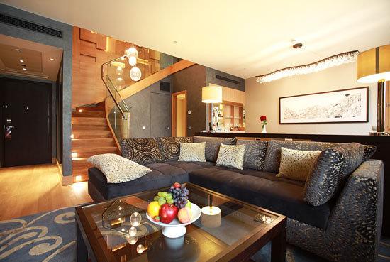 Sheraton Palace Hotel Moscow: Ambassador Suite - Lounge