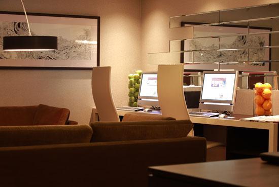 เชอราตัน พาเลซ โฮเต็ล มอสโก: Club Lounge