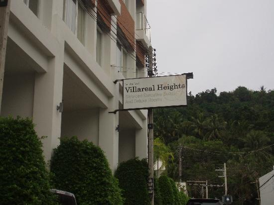 Villareal Heights: Villareal Height