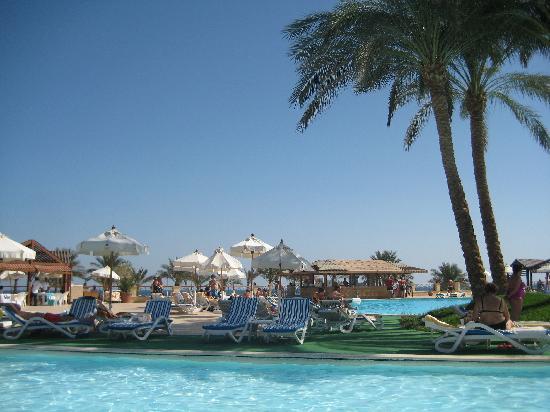 Veraclub Queen Sharm : la piscina del Beach