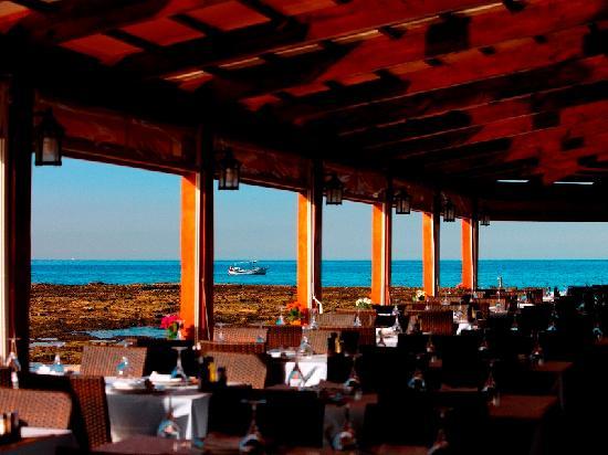 Byblos Sur Mer: Azrak Restaurant