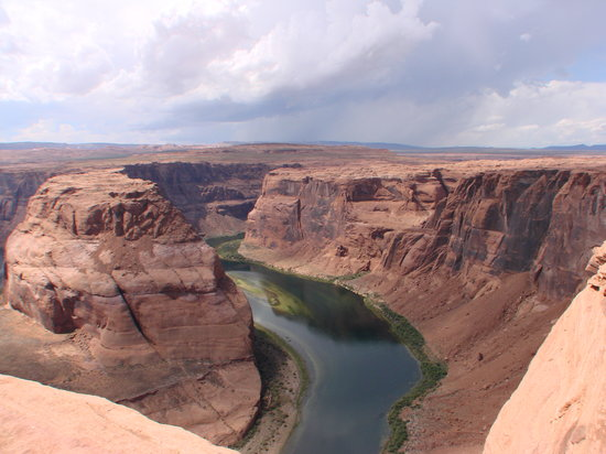 Page, AZ: Horseshoe Bend by land and air