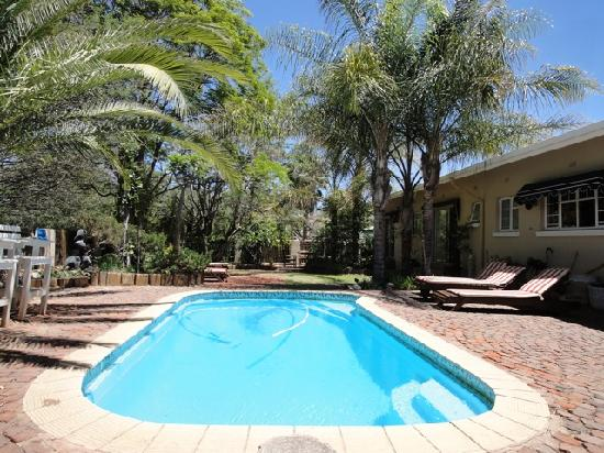 Londiningi Guesthouse: Take a dip - before or after breakfast