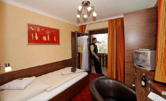 Flair Hotel Vino Vitalis: Einzelzimmer 13 qm