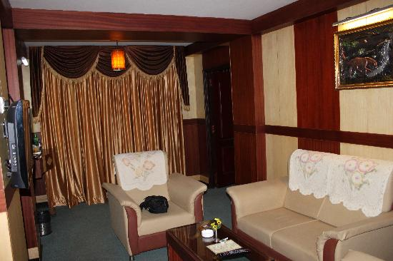 بونماري ريزيدانس: living room