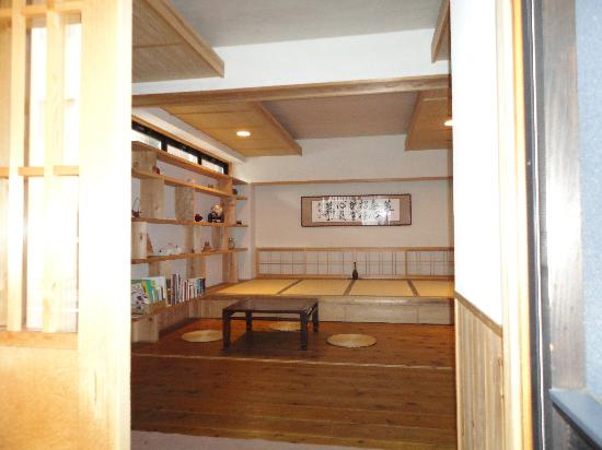 Tokyo Ryokan: Reception/Communal Area