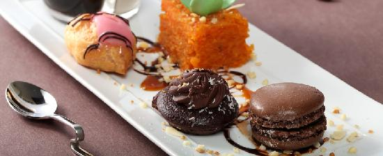AUX-INDES : Café Gourmand