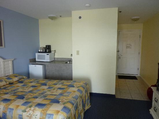写真Drifting Sands Oceanfront Motel枚
