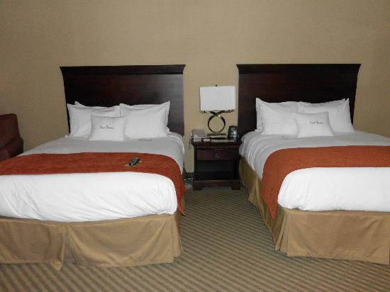 DoubleTree Resort by Hilton Hotel Lancaster: the room