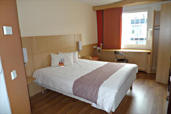 Ibis Muenchen City West: Our room