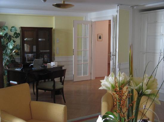 Palais Coburg Hotel Residenz: Suite Dreams