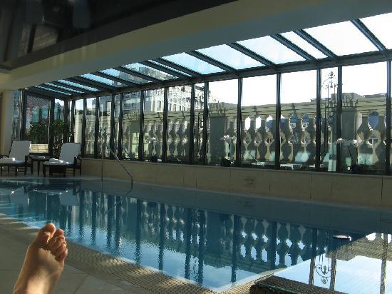 Palais Coburg Hotel Residenz: SPA area