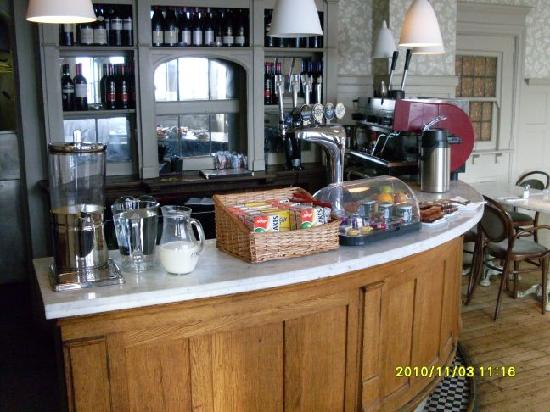 The William IV : Breakfast Room