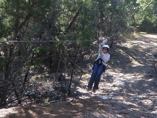 Wimberley Zipline Adventures: Would do it again!