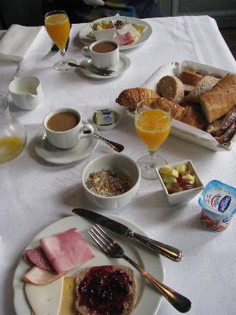 Cote Canal: Delicious breakfast