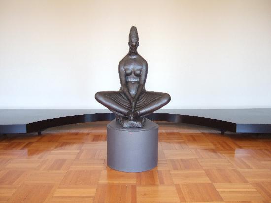 Ivan Mestrovic Gallery : Mestrovic sculpture Split