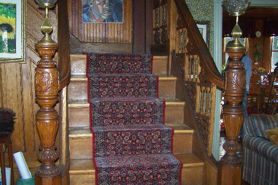 Fairlawn Inn: Entranceway