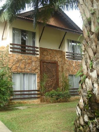Sungkai, Malaysia: Two Storey Hotel
