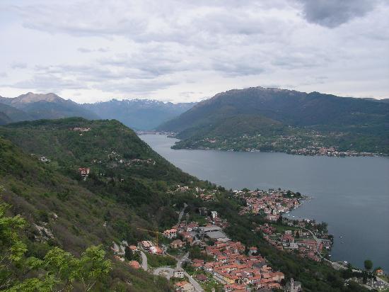 B&B Albatros: Le lac d'Orta