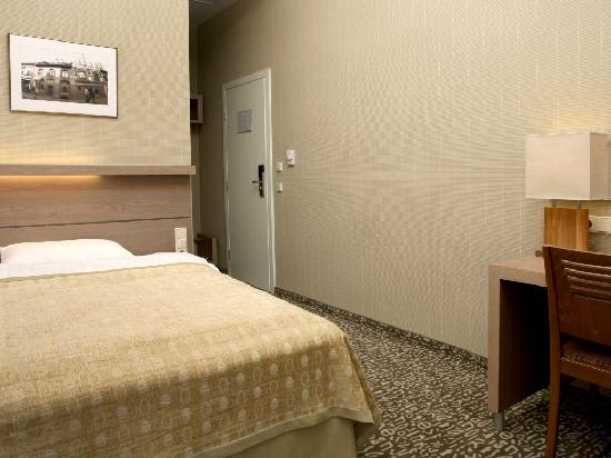 "Гостиница ""Algirdas City Hotels"": Single room"