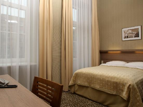 Algirdas City Hotels: Double room