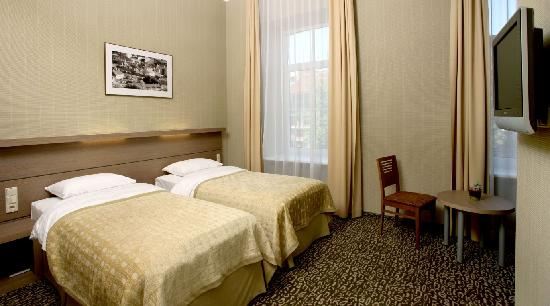 Algirdas City Hotels: Twin room