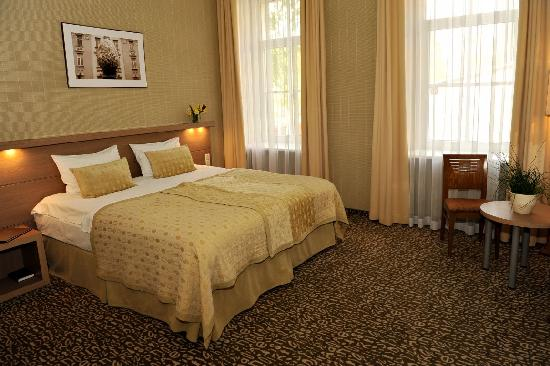 "Гостиница ""Algirdas City Hotels"": Superior double room"