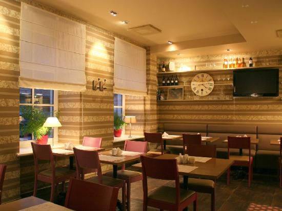 Algirdas City Hotels: Restaurant