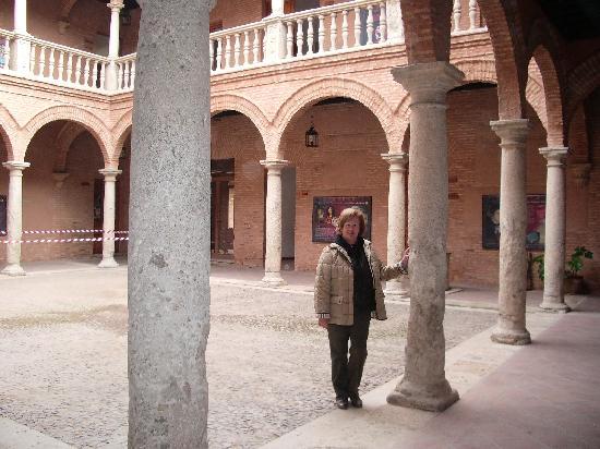 Almagro, Spagna: museo de Fubber