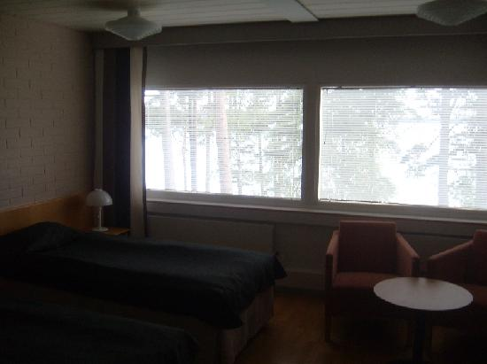 Hotel Rantapuisto: Hotelroom